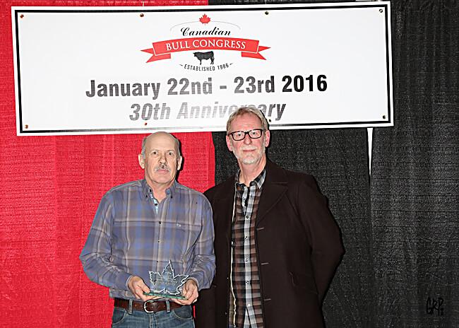 2016 Award of Distinction - Charlie Gould