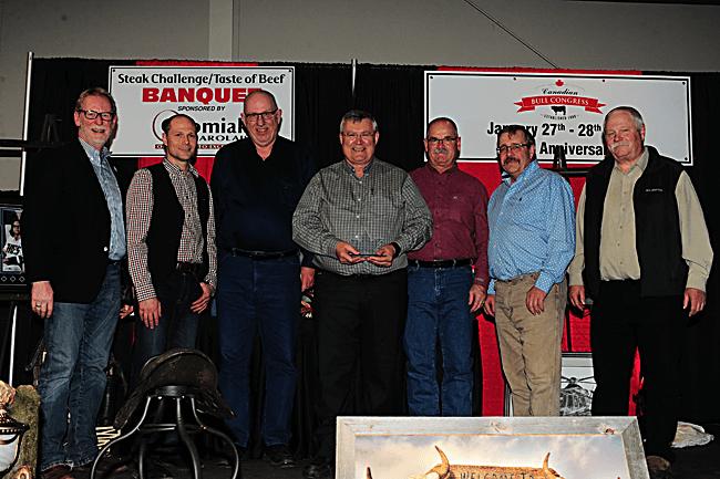 2017 Award of Distinction - Camrose County