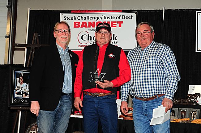 Award of Distinction - Doug Burnstad 2017