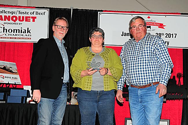 2017 Award of Distinction - Janet Kerr