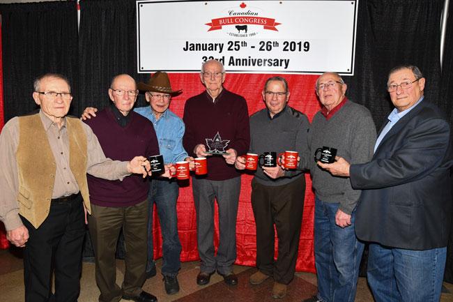 Canadian Bull Congress Award of Distinction Bull-nanza Boys 2020